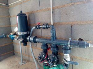Aumento das disponibilidades hídricas da videira